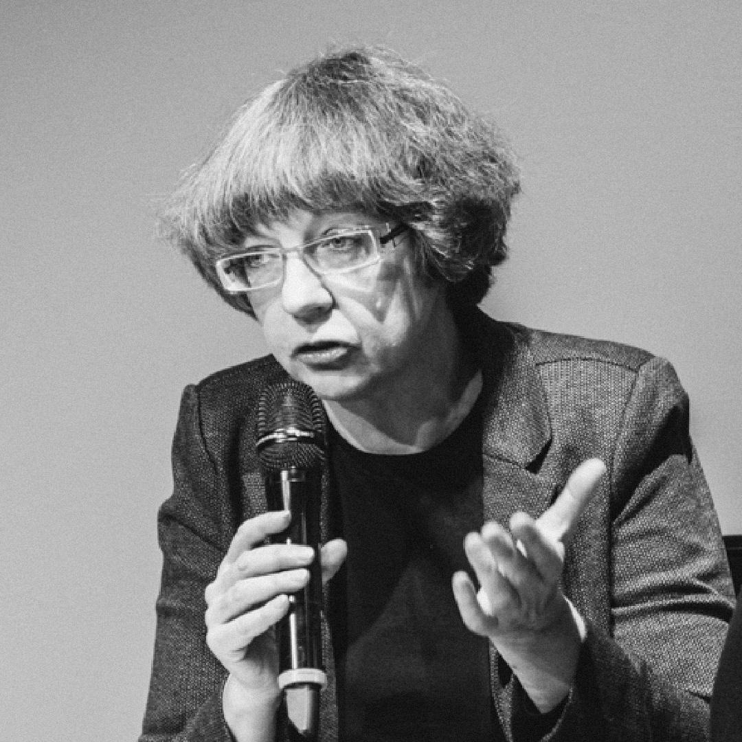 Speaker: HELEN PETROVSKY