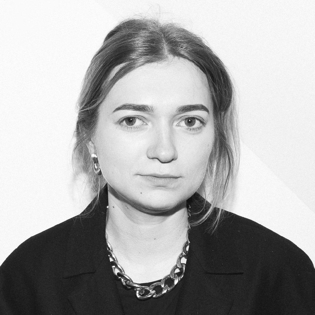 Speaker: KATERYNA YAKOVLENKO