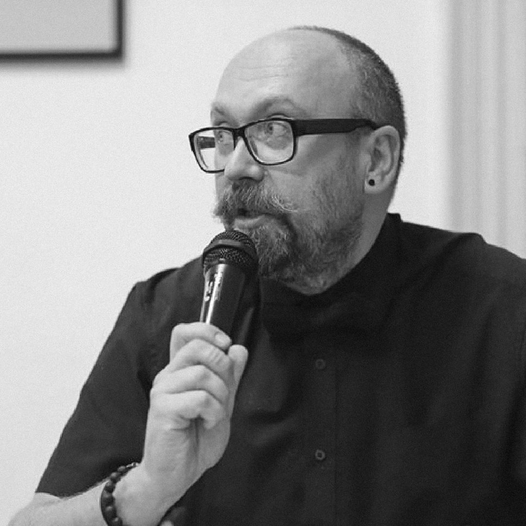 Speaker: BOHDAN SHUMYLOVYCH
